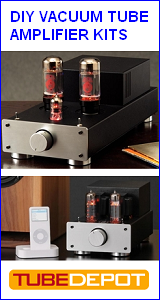 DIY Tube Amplifier Kits at TubeDepot